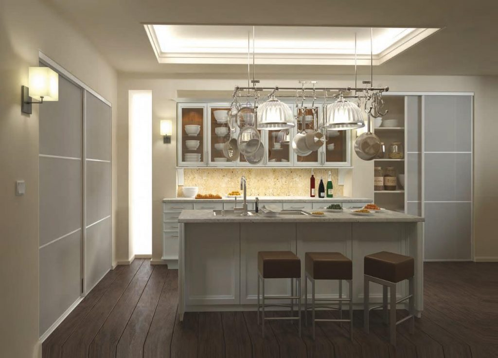 pantry sliding doors