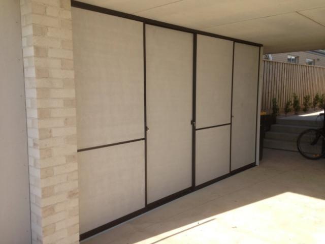 garage, carport sliding doors