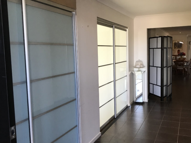 shoji glass doors