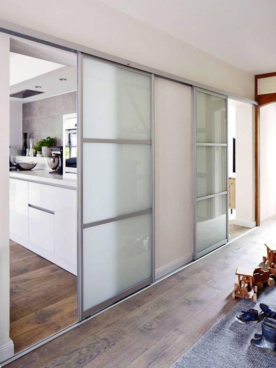 single sliding door - A500 series