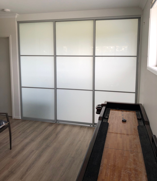 room divider closed