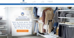 the wardrobe man