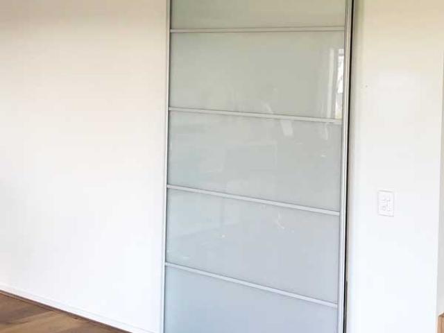 kitchen sliding door
