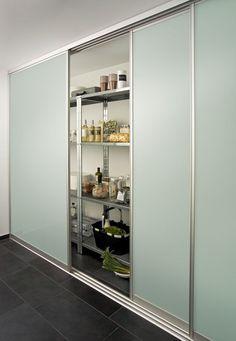A500 4 dr Pantry door
