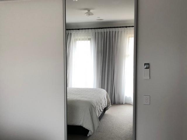 Bedroom To Ensuite - Single Sliding Full Length Mirror Insert